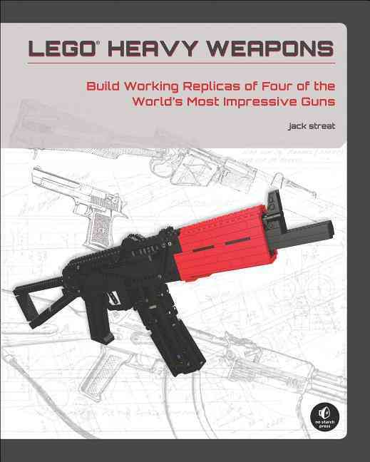 Lego Heavy Weapons By Streat, Jack